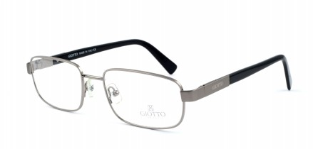 Giotto 523 Silver / Black